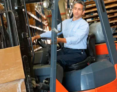 Treinamento sobre Transporte, Movimentação, Armazenagem e Manuseio de Materiais