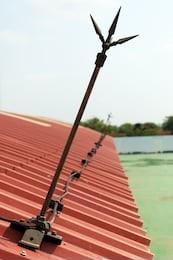 Laudo do sistema de proteção contra descargas atmosféricas