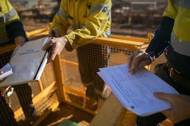 Programa de gerenciamento de riscos na construção civil